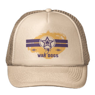 War Dog Mesh Hat