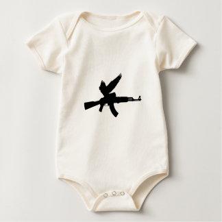 War Dove Baby Bodysuit