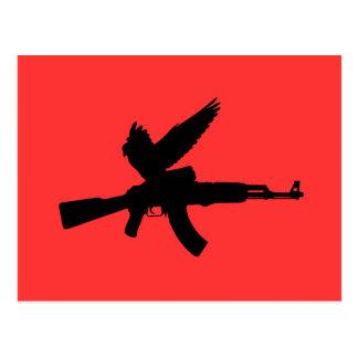 War Dove Postcard