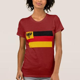 War ensign the German Empire Navy 1848 1852, Germa Tshirt
