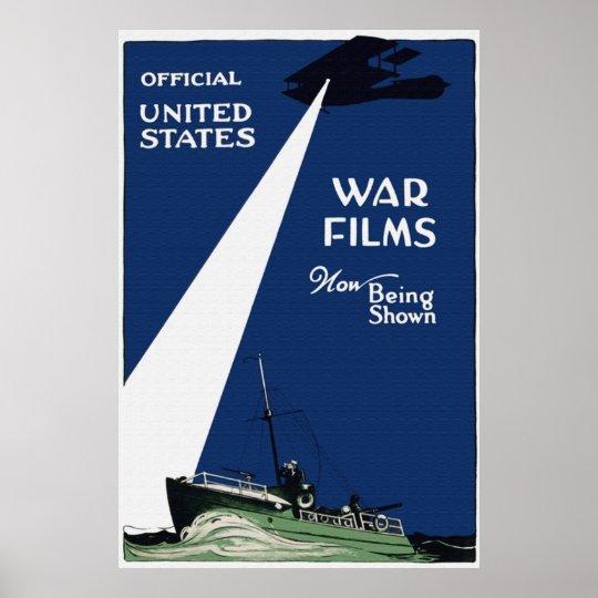 War Films Poster