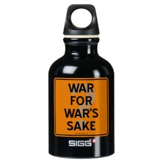 WAR FOR WAR'S SAKE? SIGG TRAVELER 0.3L WATER BOTTLE