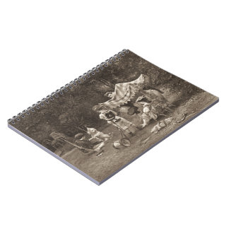 War Games 1877 Note Books