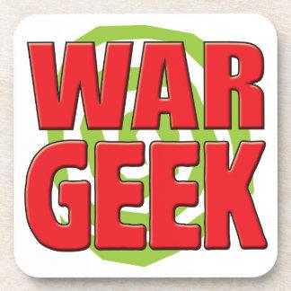 War Geek Beverage Coasters