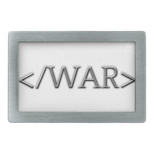 < /WAR> HEBILLAS DE CINTURON RECTANGULARES