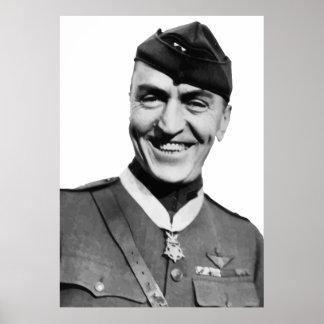 War Hero -- Eddie Rickenbacker Posters