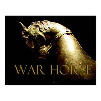 War Horse gifts & greetings Postcard