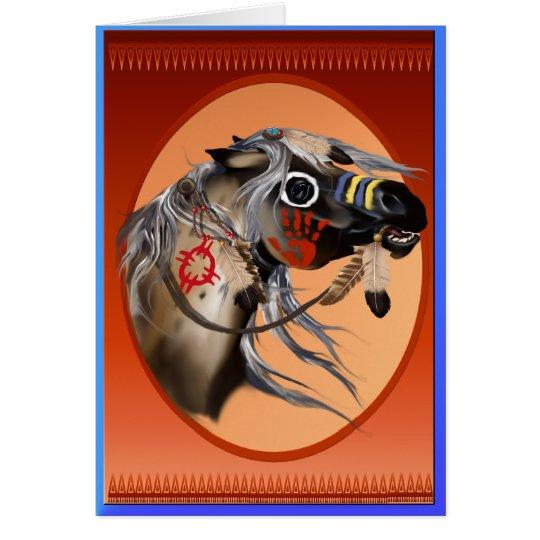 War Horse greeting cards