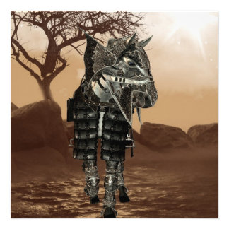 War Horse Invitations
