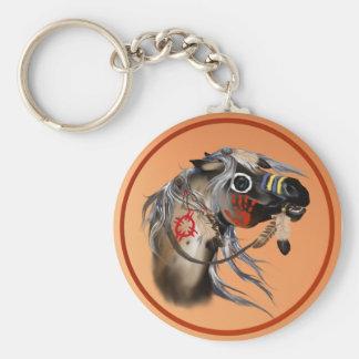 War Horse Keychain