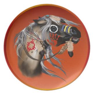 War Horse Plate