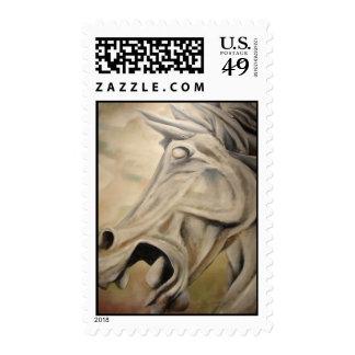 War Horse Postage Stamps