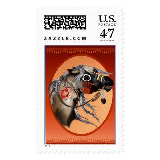 War Horse Stamp