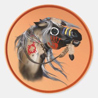 War Horse Sticker