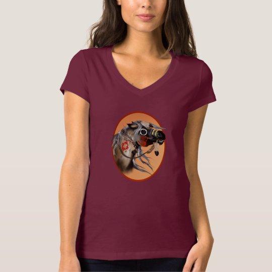War Horsw Oval T-Shirt