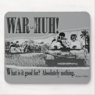 War-Huh Mouse Pad