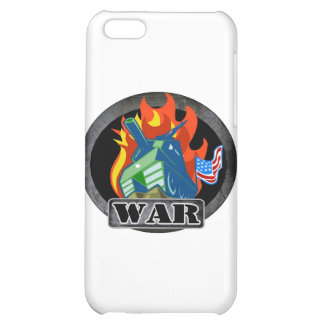 War iPhone 5C Case
