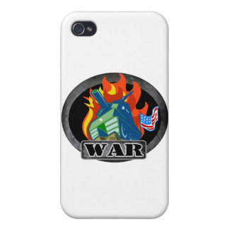 War Covers For iPhone 4