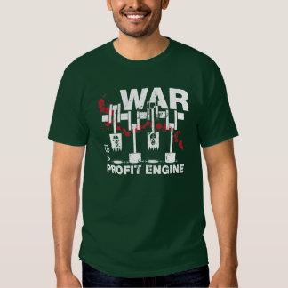 War is a Profit Engine T-Shirt