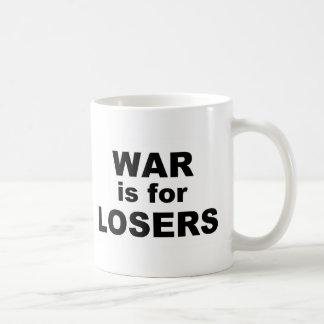 War is for Losers Coffee Mug