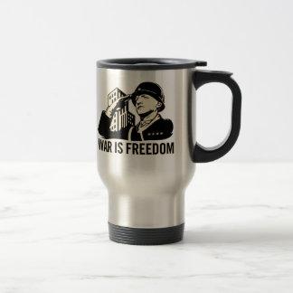 War is Freedom Coffee Mug