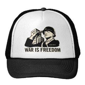 War is Freedom Hats