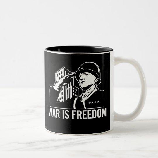 War is Freedom Mug
