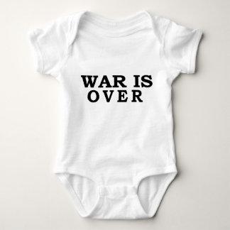 War is Over Baby Bodysuit