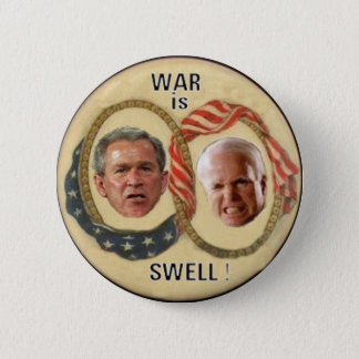 War is Swell Button