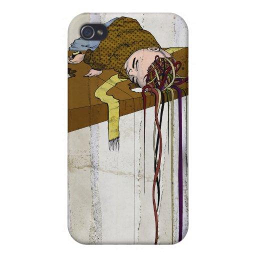 War kid iPhone 4 case