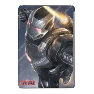 War Machine Lunging Attack iPad Mini Retina Cover