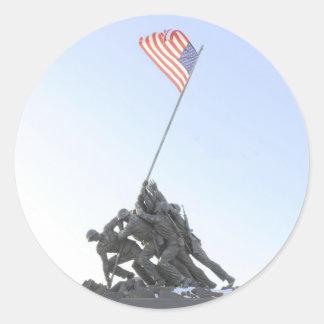 War Memorial sticker