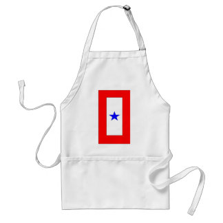 WAR MOTHERS FLAG 1 ADULT APRON
