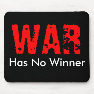 WAR MOUSE PAD