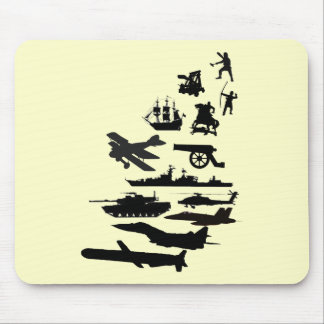 War Mouse Pad