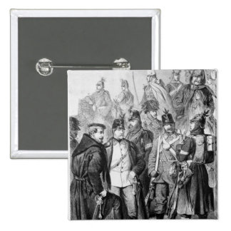 War of Duchies 2 Inch Square Button