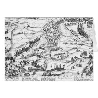 War of the Juelich Succession, 1610 Card