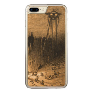 War Of The Worlds Carved iPhone 7 Plus Case