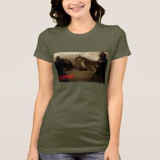 WAR OF THE WORLDS Martian Cylinder T-Shirt