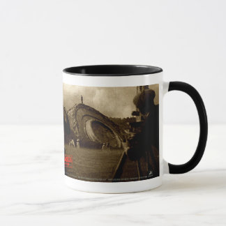 War Of The Worlds Martian Pit Cylinder Filmmed Mug