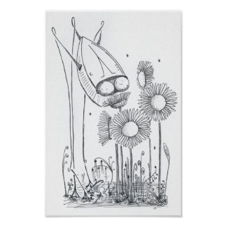 War of the Worlds Remix: Simple pleasures Print