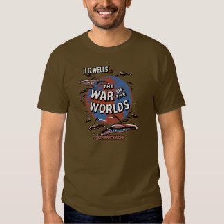 War of the Worlds T Shirt