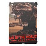 War Of The Worlds The True Story Custom IPad Case