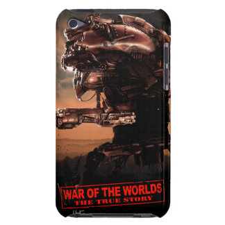 WAR OF THE WORLDS THE TRUE STORY iPhone Case Barely There iPod Cases