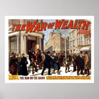 War of Wealth 2 - Print