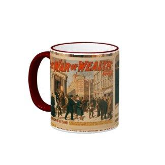 War of Wealth - Theater Mug #2 mug