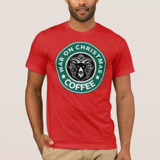 War On Christmas rode T-shirt