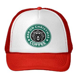 War On Christmas rode Trucker Cap Trucker Hat