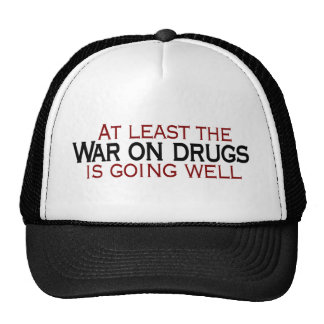 War On Drugs Trucker Hat