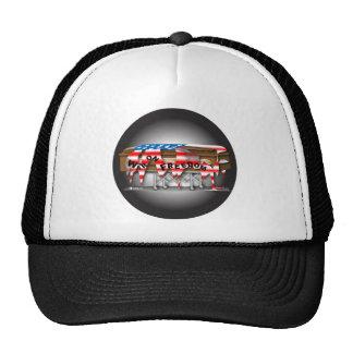 War on Freedom Badge Trucker Hat